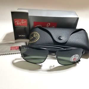 060c1d66175 Ray-Ban Accessories - Ray-Ban High-street Polarized Green Gradient Lens